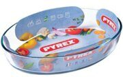 form.gl.cer PYREX ESSENTIALS форма стекл. овал. 25х17х6см (1,6л) ,222B000